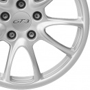 Porsche GT Silver alloy wheel finish type