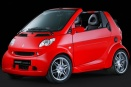 Smart A450 ForTwo Convertible with original Smart Wheels