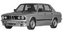 5 Series E28 Saloon