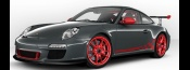 911-997 Gen 2 GT3 RS alloy wheels