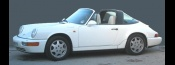 911-964 Targa alloy wheels