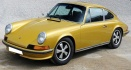 Porsche 911 1974-1977 with original Porsche Wheels