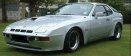 Porsche 924 GT with original Porsche Wheels