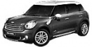 MINI R60 Countryman SUV 5 Door with original MINI Wheels