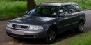 Audi A4 (B5/PL45) 8D Saloon/Avant with original Audi Wheels