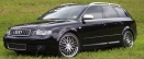 Audi A4 (B6/PL46) 8E Saloon/Avant with original Audi Wheels