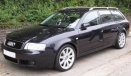 Audi A6 (C5) 4B Saloon/Avant with original Audi Wheels
