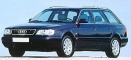 Audi A6 (C4) 4A Saloon/Avant with original Audi Wheels
