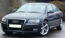 Audi S8 (D3) 4E Saloon with original Audi Wheels