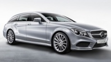 CLS Class X218 Shooting Brake
