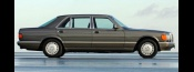 S Class V126 Saloon Long Wheelbase alloy wheels