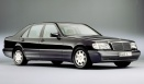 Mercedes S Class V140 Saloon Long Wheelbase with original Mercedes Wheels
