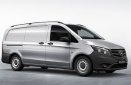 Mercedes Vito 447 with original Mercedes Wheels