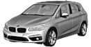 2 Series F45 Active Tourer (Compact MPV)