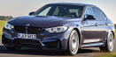 BMW 3 Series F80 M3 Saloon with original BMW Wheels