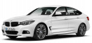 BMW 3 Series F34 Gran Turismo with original BMW Wheels