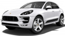 Porsche Macan 95B with original Porsche Wheels