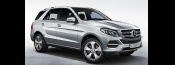 GLE Class W166 Off-Roader alloy wheels