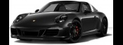 911-991 Gen 1 Targa 4 GTS alloy wheels