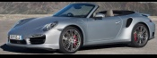 911-991 Gen 1 Turbo & Turbo S Cabriolet alloy wheels