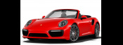 911-991 Gen 2 Turbo & Turbo S Cabriolet alloy wheels
