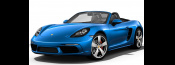 718 Boxster & Boxtser S (982) alloy wheels