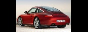 911-997 Gen 2 Targa 4 & Targa 4S alloy wheels