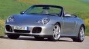 Porsche 911-996 Gen 2 Carrera 4S Cabriolet with original Porsche Wheels