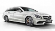 CLS Class X218 CLS63 & CLS63S AMG Shooting Brake