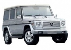G Class G463 Cross Country Vehicle