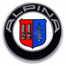 Alpina Emblem for Classic C71/83/88/94/95/96 Centre Caps
