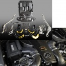 Brabus Eco PowerXtra CGI Performance Kit B63S-760 for S Class Coupe C217 S63AMG