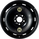MINI Spare Wheel Type Z 17x3.5ET18 #12 (to fit Mini F54)