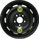 MINI Spare Wheel Type Y 15x3.5ET28 #12 (to fit Mini F55 F56 F57)