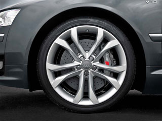 Audi Centre Cap Image