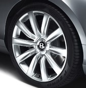 Bentley Alloy