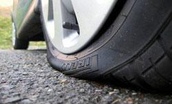 Flat Tyre TPMS