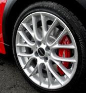 JCW Wheel Image