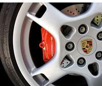 Porsche Wheel Image