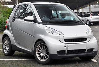 Smart Car Image