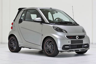 Brabus Smart Car Image
