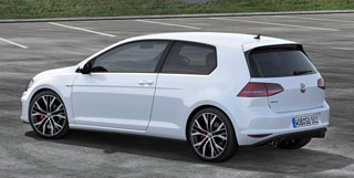 VW Golf Image