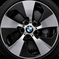 "18"" BMW 419 wheels 36116850376 36316850941"