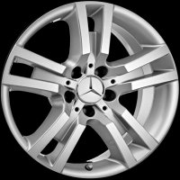 "17"" Mercedes Khotrima wheels A20740109027X07 A20740110027X07"