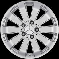 "16"" Mercedes Anshan wheels B66474511"