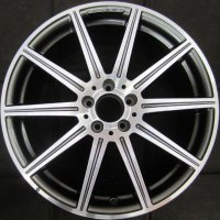 "19"" AMG 10 Spoke wheels B66031550 B66031551"