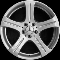 "18"" Mercedes 5 spoke wheels B66474294 B66474306"