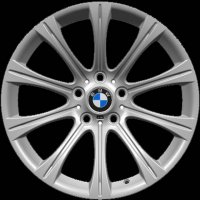 "19"" BMW 166M wheels 36117834625 36112283460"