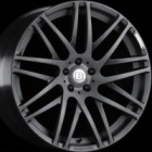 "new 23"" Brabus Monoblock F Platinum alloy wheels"