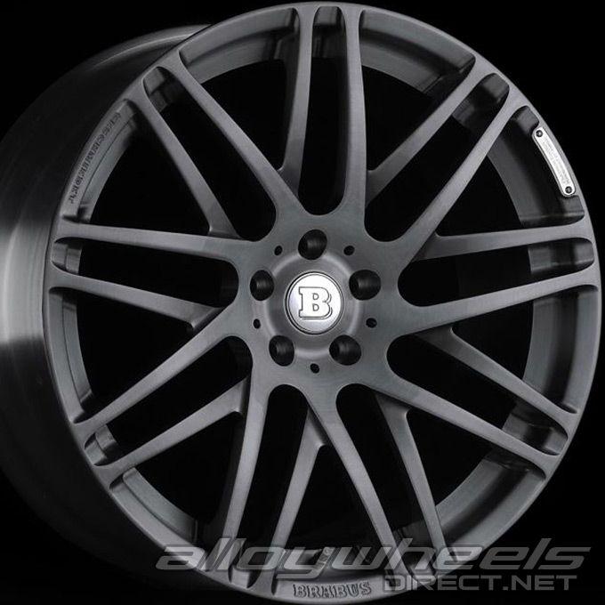"Car Finance Calculator: 23"" Brabus Monoblock F Platinum Wheels In Forged"